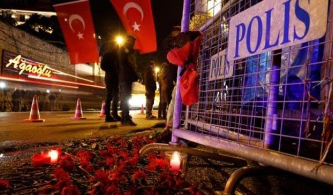 Turkey slams French song mocking Istanbul New Year attack
