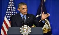 Obama warns Trump, tells supporters ´we´ll be okay´