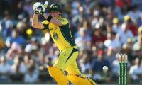 Smith's century steers Australia to 7 wicket victory in 3rd ODI
