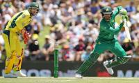 Pakistan set Australia a target of 264 runs in 3rd ODI
