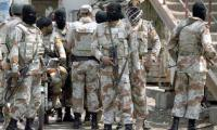 CM Sindh signs summary extending Rangers' powers in Karachi