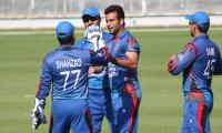 Afghanistan trounce Ireland to win Desert T20