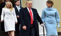 Melania Trump channels Jackie O in Ralph Lauren