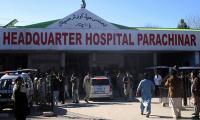 25 killed, more than 50 injured as blast rocks Parachinar