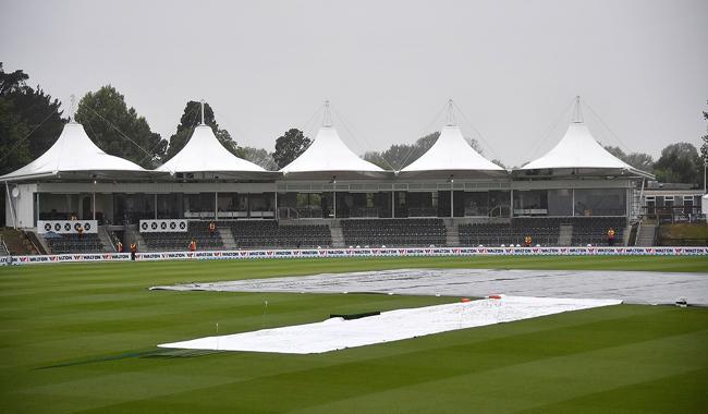 Rain delays day three of New Zealand, Bangladesh Test