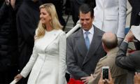 Trump son-in-law cleared to serve as White House adviser
