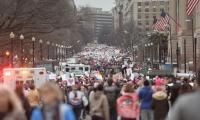 Women´s marches draw millions in resistance to Trump