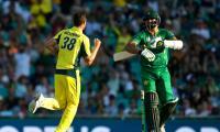Australia beat Pak in 4th ODI, clinch series