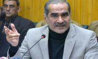 Installing gates at level crossings responsibility of provincial govts: Saad