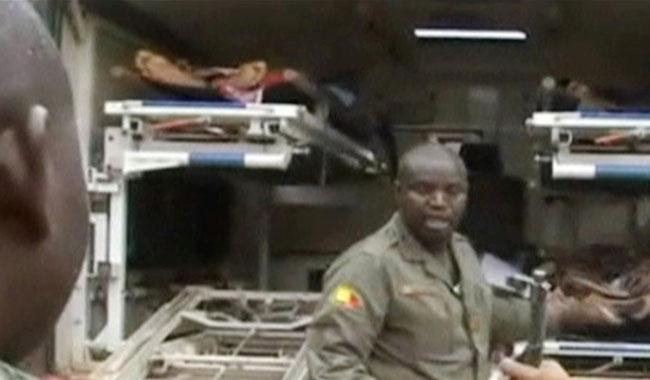 Three Malian soldiers killed in landmine blast