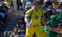Australia rest Warner, recall Finch for New Zealand