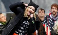 Singer Madonna defends 'blowing up the White House' remark