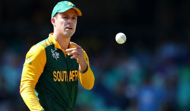 De Villiers back as captain in ODI series against Sri Lanka
