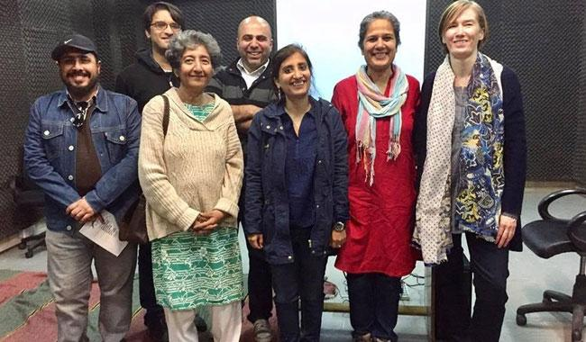 Pakistani film makers urged to partake in Locarno Film Festival