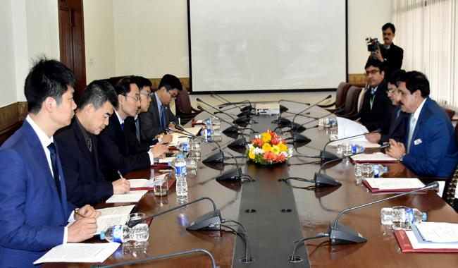 China lauds Pakistan's efforts in combating terrorism