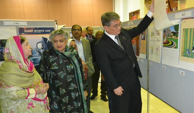 Six-day 'Japanese Calendar Exhibition 2017' inaugurated