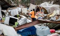 US strong storms kill 20 in southeast
