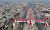 PM inaugurates Multan Metro Bus Project