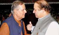 Ice melting between Javed Hashmi and Nawaz Sharif?