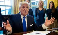 Trump says ban on Muslims necessary because world is