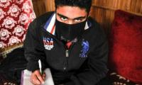 Undeterred by Indian brutality, injured Kashmiri students excel in exams