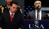 Trump, Mexican leader speak by phone amid rift