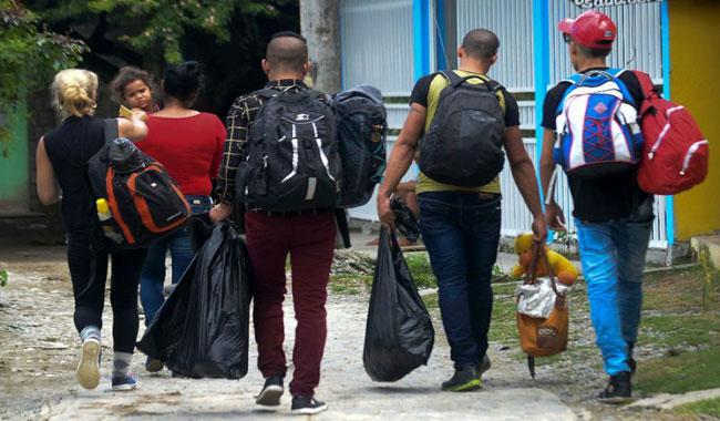 Panama fears migrant inflow because of Trump travel ban