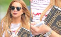 Lindsay Lohan talks about reading Holy Quran, fasting and praying
