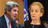 John Kerry, Albright slam Trump travel ban