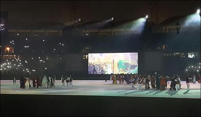 Second edition of PSL kicks off with glitzy opening ceremony