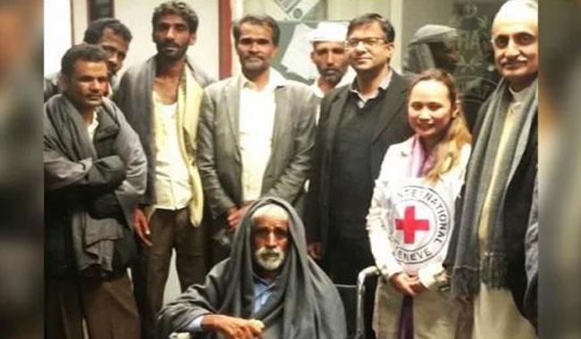 Stranded since a decade, Pakistani fishermen return from Yemen