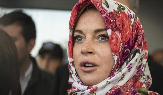 Interest in Islam made me feel scared to return to US: Lindsay Lohan