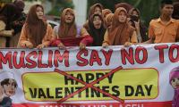 Valentine's Day leads to illicit relationships: Mufti warns Muslims