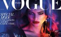 In first, French Vogue features transgender cover model