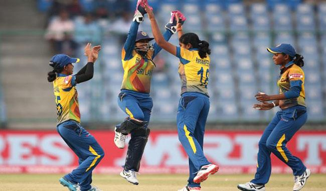 Pakistan beaten by Sri Lanka in Women's WCQ Super Six