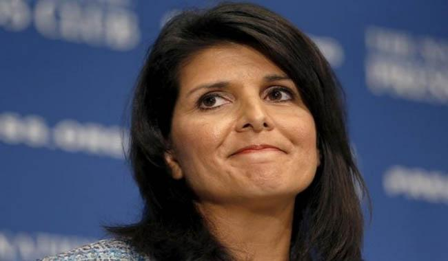 US ´absolutely´ supports two-state solution: US ambassador to UN