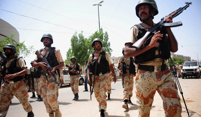 37 terrorists killed in security crackdown after Sehwan bombing