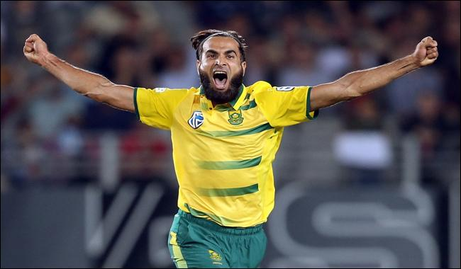 Brilliant Tahir spins South Africa to victory