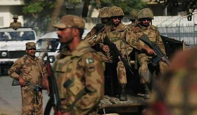 Pakistan Army sets up helpline to stem tide of terror