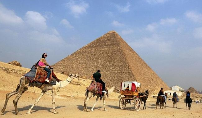 Tourism shows signs of recovery in Egypt