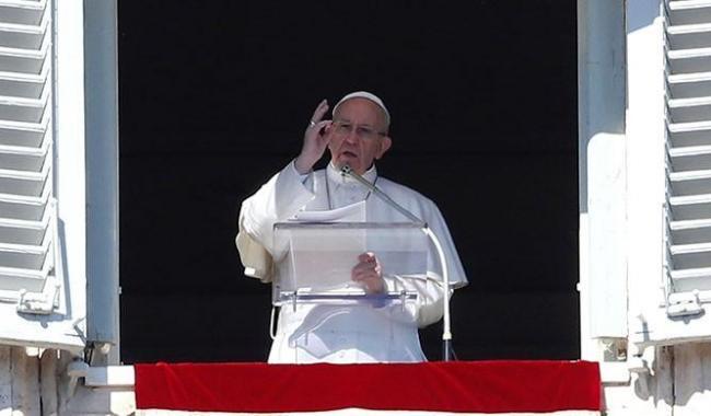 Pope denounces 'cruel terrorist acts' in Pakistan
