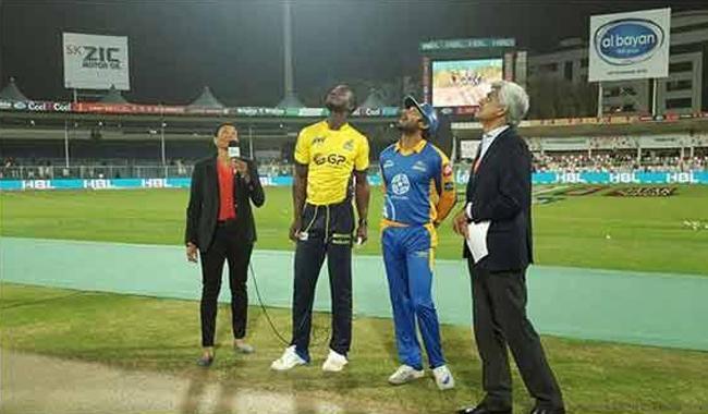 PSL2017: Karachi Kings put into bat by Zalmi
