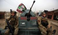Iraq forces say two villages retaken in new Mosul assault