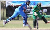 Pakistan fail to end India's winning streak in Women's WC Qualifiers