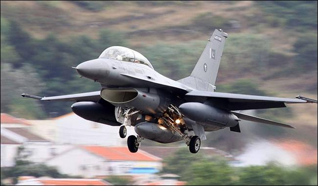 Several terrorists killed as PAF jets pound their hideouts in N. Waziristan