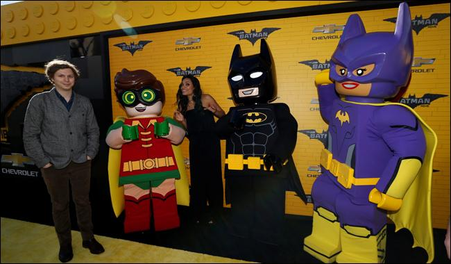 Lego Batman´ spanks ´Fifty Shades Darker´ at N. American box office
