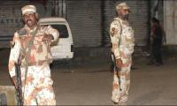 Rangers kill seven terrorists in Karachi