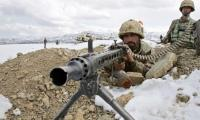 Pakistan moves heavy artillery towards Afghan border