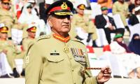 Pakistan, Afghanistan to fight terror together: Gen Bajwa