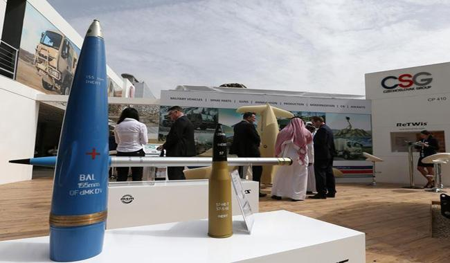 $1.1 billion in defence contracts announced on third day of Abu Dhabi expo